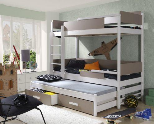 łóżka Piętrowe Agat Meble