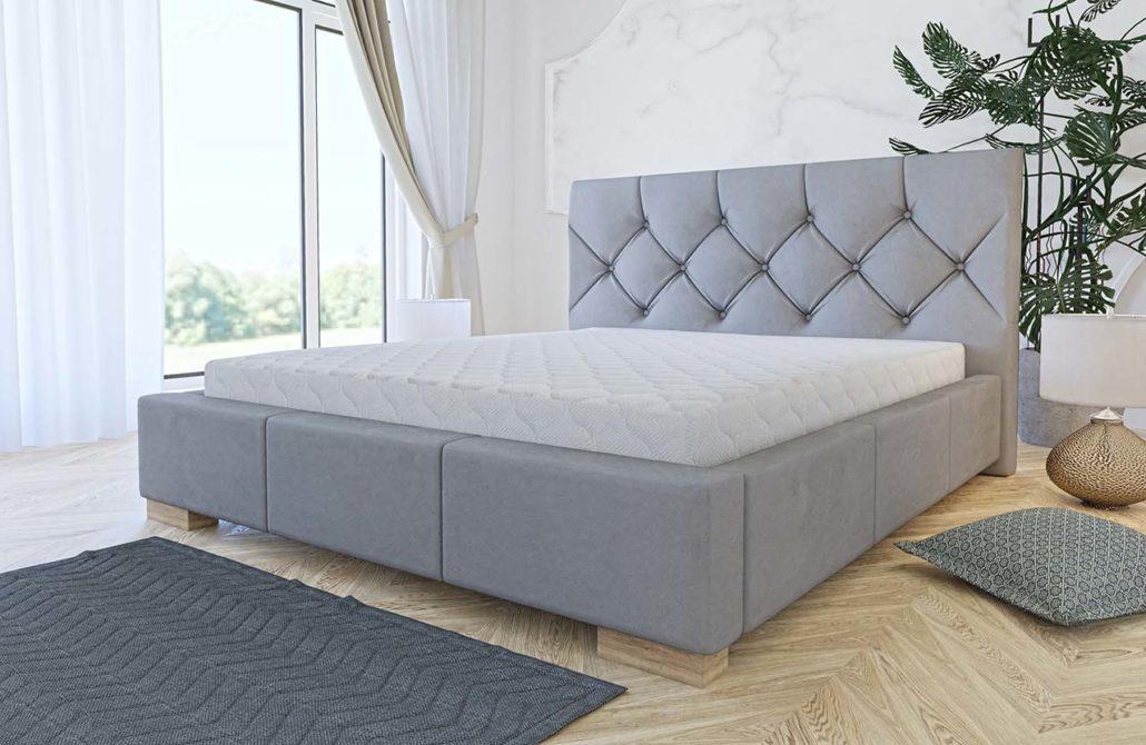 łóżka Tapicerowane Agat Meble